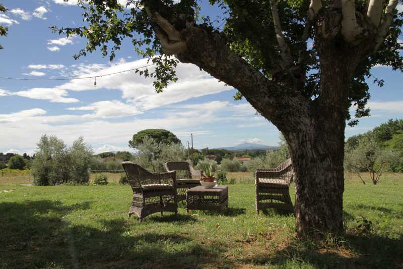 Holiday house Soleluna located at the foot of Cortona